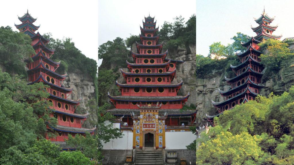 Shibhoazi Temple Yangtze Cruise